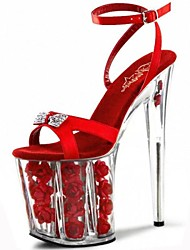 Women's Shoes Platform Stiletto Heel Sandals Shoes