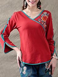 moda femminile iced® ricamare camicie