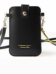 JOIN NEW ® Women's Leather Mini Mobile Cell Phone Bag for iPhone 4/4S