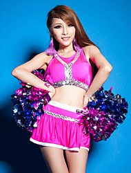 Cheerleader Costumes Outfits Women's Performance Spandex
