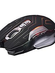 JIANSHENGYIZU Classic 7-Key 2.4GHz Wireless Optical Gaming Mouse w/ Colorful LED Light