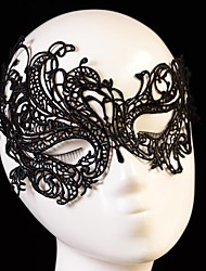 Women's Europe Vintage Sexy Lace Party Mask