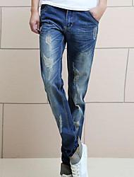 Männer der koreanischen Art der gebundenen Füßen harlan Jeans