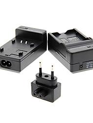4,2 V Akku-Ladegerät + EU-Stecker + Ladegerät für Samsung BP90A