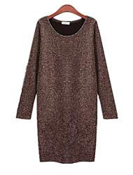 hdxs automne nouvelle mode vestimentaire tricot de femmes
