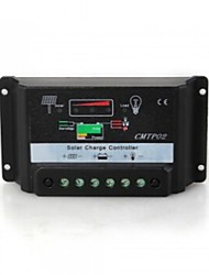 Solar Panel Charger Battery Regulator Controller 12V 24V 30A