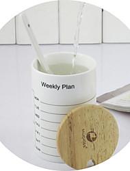 Notebook Memo Office Record Erasing Color Change Mug Heat Sensitive Coffee Cup