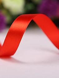 Einfarbig 8.5 Zoll Satinband - 50 Meter pro Rolle (mehr Farben)