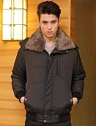 Men's Autumn/Winter Leisure Warm Cotton Coat