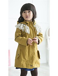 Narneyrabbit Kid'sFashion Cute Long Sleve Coat