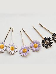 Daisy Sunflower Fashion Hairpin