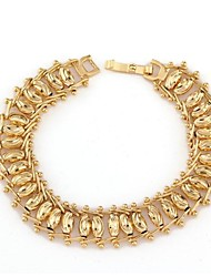 Women's Fashion Exaggerate High Quality Link Bracelet SL0108-J-M