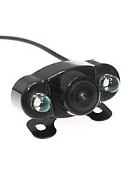 RenEPai® 120° CMOS Waterproof Night Vision Car Rear View Camera for 420 TV Lines NTSC / PAL-2 LED