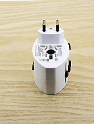 Compact Universal Travel Power Plug Adapter