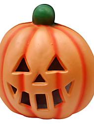 Halloween citrouille orange délicat masque de l'homme