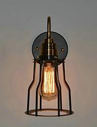 contratados lâmpada de parede do estilo na América do Norte