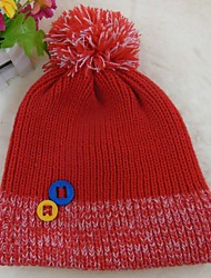Kid's Fashion Joker Lovely Warm Color Buckle Hat