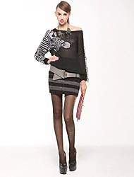 Joanne Kitten женщин многоцветные юбки, марочные / случайные / работа мини