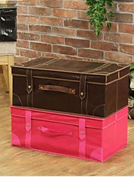 Multifunctional Antique Oxford Clothing of Storage Box