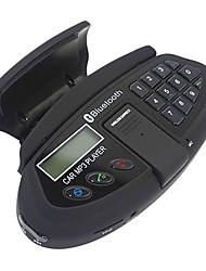 Bluetooth carro mp3 player com função de transmissor fm