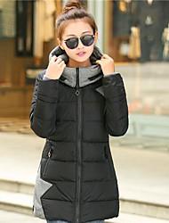 YIBEIER®  Women's Collars Casual Slim Hooded Warm Coat