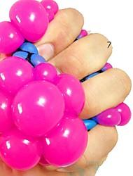 мягкой резины вентиляционные виноград настроить игрушки экспозиции (Random Color)