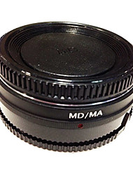 newyi мкр-ма байонет Minolta MD адаптера мкр объектив Minolta ма& Sony A550 A580 A700 A900 A300 со стеклом (MD-ма)
