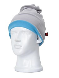Ski Hat Ski Cap/Beanie / Scarves Women's / Men's / Unisex Windproof Snowboard Polyester Gray SolidSkiing / Skating / Snowsports /