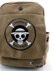 un singe pièce · d · luffy sac de toile cosplay sac à dos