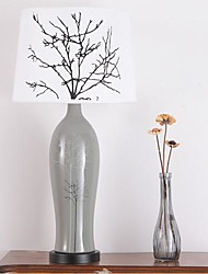 Table Lamps 220V Ceramic Art Tree Of Life Simple Modern Northern European Style