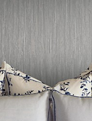 papel de parede wallcovering, listra contemporânea pvc wallpaper