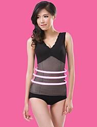 moda sexy respirável mulheres melhorar corsets de modelagem abdômen
