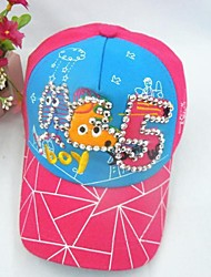 Children's Fashion Lovely Spider's Web Design Baseball Cap