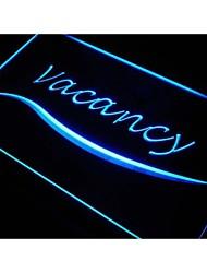 S129 vacance motel signe chambre d'hôtel leurre néon de lumière