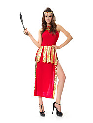 Performance Women's Middle Age Princess Costume Outfit-Including Dress And Cloak
