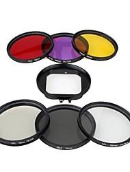 Accesorios GoPro Tapa de Objetivo Para Gopro Hero 3+ sintético colores surtidos