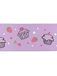 Fita-10 impressão em fita de bolo de costela de 3/8 polegadas quintal cada saco