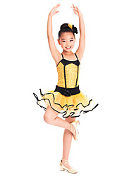 Performance/Dancewear Spandex Flower Ballet Dance Dress(More Colors)