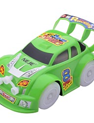 NEJE Music / Flashing Light Likable Racing Car Electric Toy