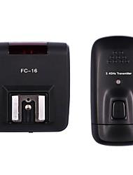 neewer® FC-16 4-канальный c3 2,4 ГГц радио беспроводной пульт дистанционного внезапного пуска