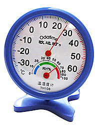 High Precision Mini Thermometer with Humidity TH108