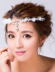 Women's Alloy/Cubic Zirconia Headpiece - Wedding/Special Occasion Head Chain