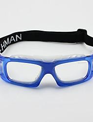 [lenti liberi] occhiali sportivi impatto basket personalizzata plastica resistente rettangolo prescrizione