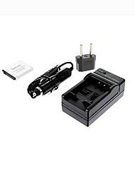 ismartdigi-samsung slb-0937 / slb-0937b (1000mAh, 3.7V) câmera bateria + EU Plug + carro carregador para sam PL10 l830 i8 nv4 nv33 ST10