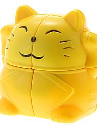 yongjun chat chanceux 2 * 2 * 2 dessin animé de cube magique