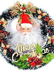 """16 """"de pino decoración de navidad guirnalda, forma aleatoria"""