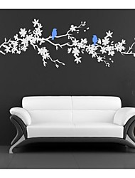 Animals Botanical Words & Quotes Romance Fashion Abstract Wall Stickers Plane Wall Stickers Decorative Wall Stickers MaterialWashable