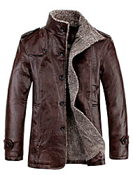moda manga longa casaco casual
