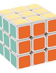 bolso mola de regulação 3x3x3 Linglong Shengshou cubo mágico (branco)