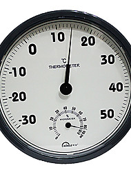 High Precision Thermometer with Humidity Meter TH610